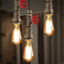 Pipe Light by 30 Industrial Style Lighting Fixtures To Help You Achieve