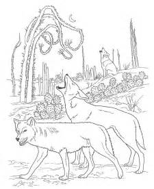 desert coloring pages large desert scenery coloring pages coloring pages