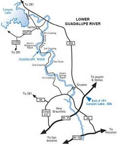 guadalupe river map pin by jan mauldin on take me there