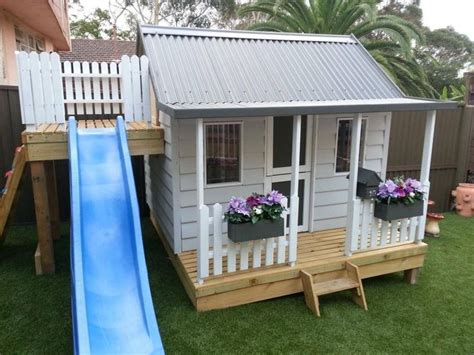 backyard playhouse 15 pimped out playhouses your kids need in the backyard