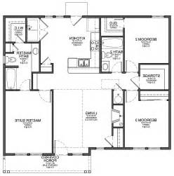 cheap 4 bedroom house plans 100 small three bedroom house plans small 3 bedroom