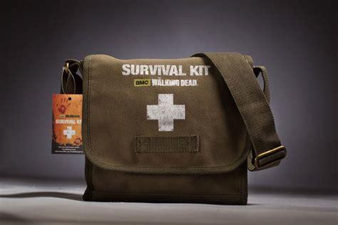 walking dead gerber kit quot the walking dead quot one person survival kit ballerstatus