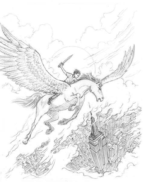 percy jackson coloring pages coloringsuite com