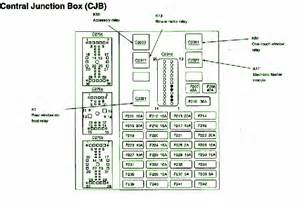 2002 Ford Taurus Fuse Box Diagram 2002 Mercury Power Windows Wiring Diagram 2002