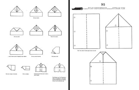 paper airplane templates for distance flying high klara hobza s the new millennium paper