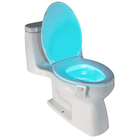 toilet light smart toilet seat bowl led motion sensor light night l