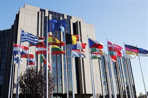 sede corte dei conti dove ha sede la corte dei conti europea
