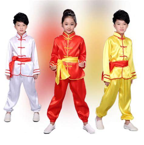 Baju Taekwondo Seragam Tae Kwon Do pakaian tradisional cina beli murah pakaian tradisional