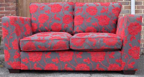 dfs heath sofa dfs red grey floral sofa in haywards heath expired