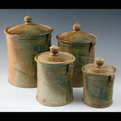 stoneware kitchen canisters pottery canisters kitchen search house pottery search and
