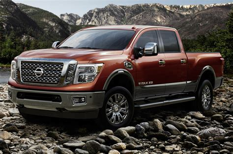 2016 nissan titan xd 2016 nissan titan xd reviews and rating motor trend