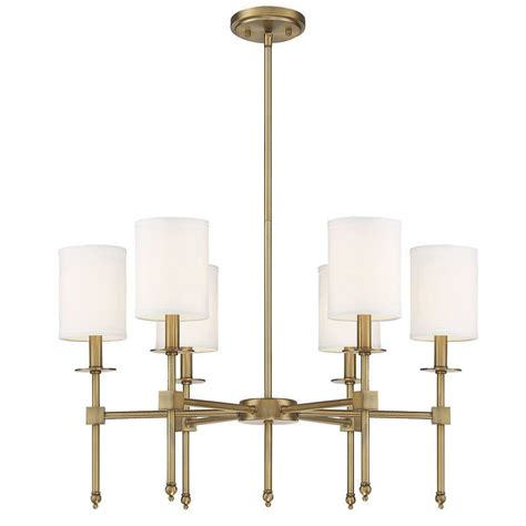 neville  light shaded classic traditional chandelier
