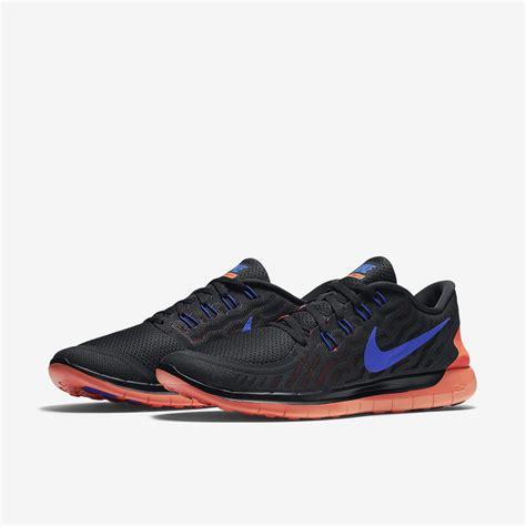 Nike Running 5 0 Blue nike mens free 5 0 running shoes black blue crimson