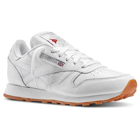 Classic Leather by Reebok Classic Leather White Reebok Us