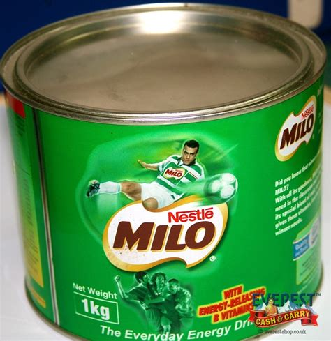 Nestle Milo 1 1kg nestle milo 1kg everest carry