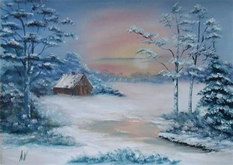 bob ross paintings for sell bob ross quot nat in nat quot schilderen landschappen