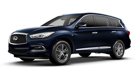 nissa infinity compare the 2016 infiniti qx60 to the 2016 nissan pathfinder