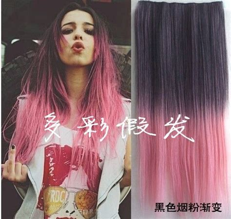 white and blue hair extensions 18 best images about mechas californianas rosa o fucsia en