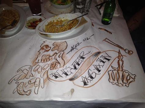 do you tip tattoo artists so my artist went to macaroni grill quickmeme