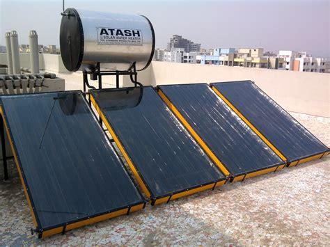 Water Heater Solar System solar water heaters mario plumbing