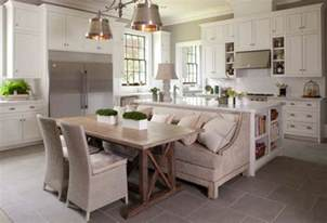 Island Kitchen With Seating by Functional Kitchen Islands With Built In Seating You Need