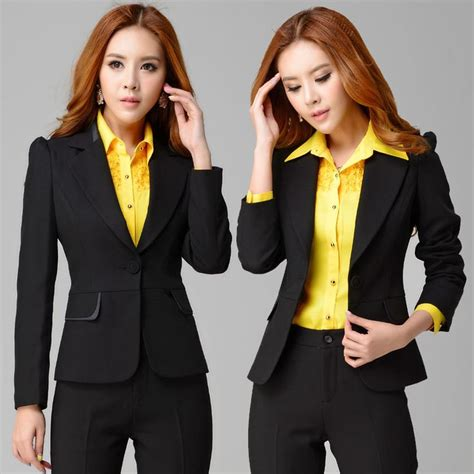 executive suits for working women 2015 2014 high class best selling business office suits for