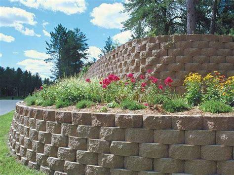 Costruire Muro Blocchi Cemento by Muri Di Sostegno Rinforzati Mediante Sistemi Prefabbricati