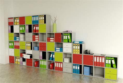 Maxi Dewi Toska librerie componibili a 9 caselle