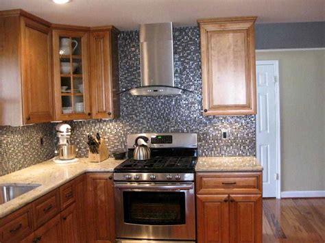 wallpaper backsplash in kitchen gallery