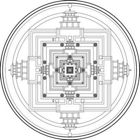 Tibetan Mandala Coloring Page Free Printable Coloring Pages Tibetan Mandala Coloring Pages
