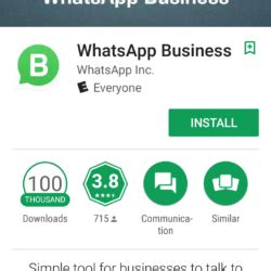 whatsapp launches the whatsapp business app for small