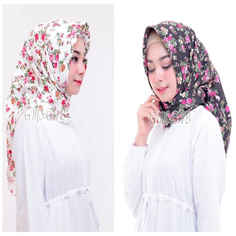 Jilbab Segi Empat Shabby Jilbab Segi Empat Shabby Chic Simple Modern Modis