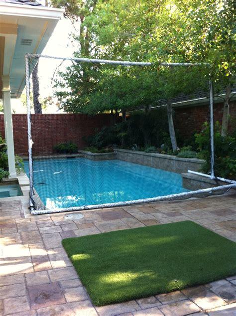 best backyard golf net best solutions of backyard driving range golf mats net and