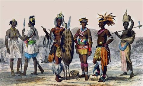african zulu tribe south africa ancient history martial vivot