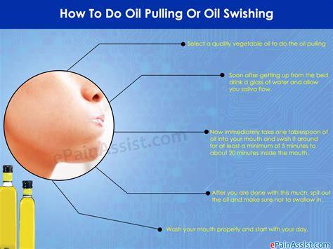 oil pulling before bed oil pulling or oil swishing benefits how to do type of oil