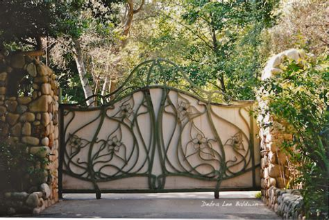 Home Driveway Design Ideas barbra streisand s secluded 70s retreat
