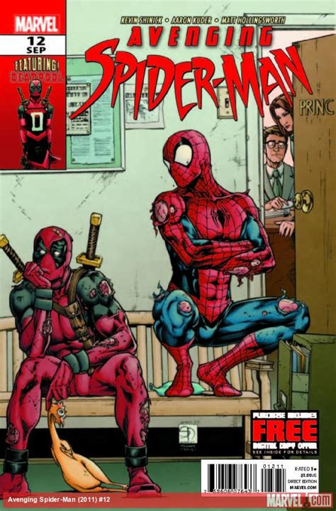 best deadpool comics avenging spider 12 and the best deadpool comics of