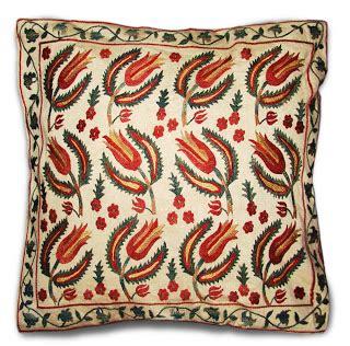 fira&capa: ikat and suzani textiles