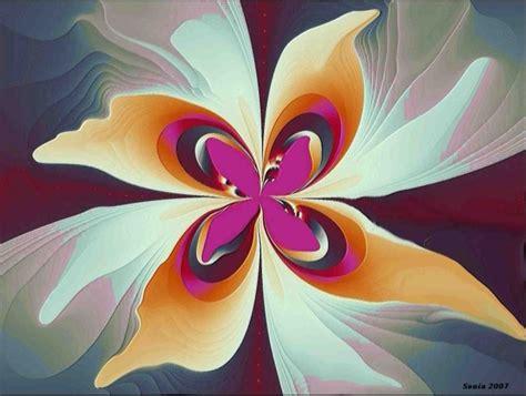 imagenes abstractas faciles de hacer mariposa en flor forma parte de las obras referentes