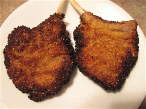 fried lamb chops fried lamb chops recipe