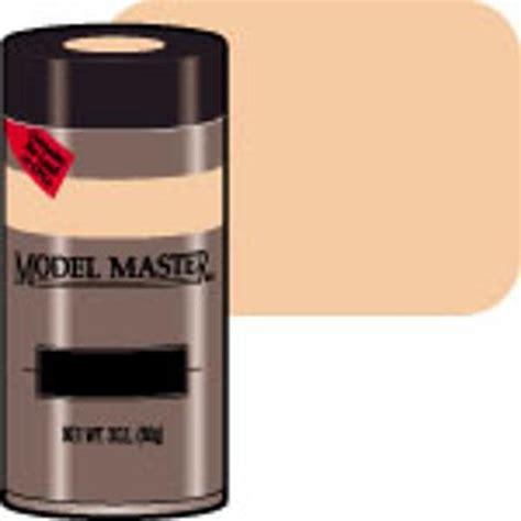 model master spray modern desert sand 3 oz hobby and model enamel paint 1963 by testors 1963