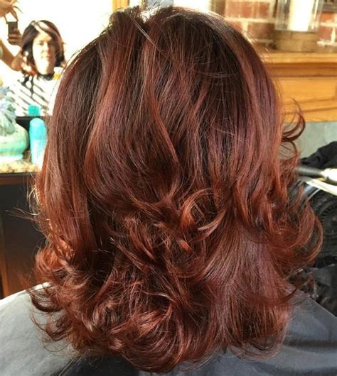 Layered Medium Length Hairstyles 2017 For Thick Hair by 90 Sensational Medium Length Haircuts For Thick Hair In 2017