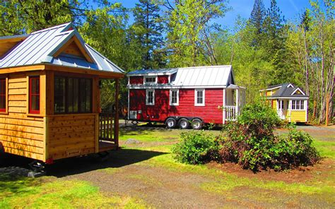 stay in a tiny house you can now stay in a tiny house resort on oregon s mt