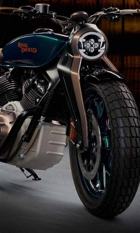 royal enfield kx concept   wallpapers hd
