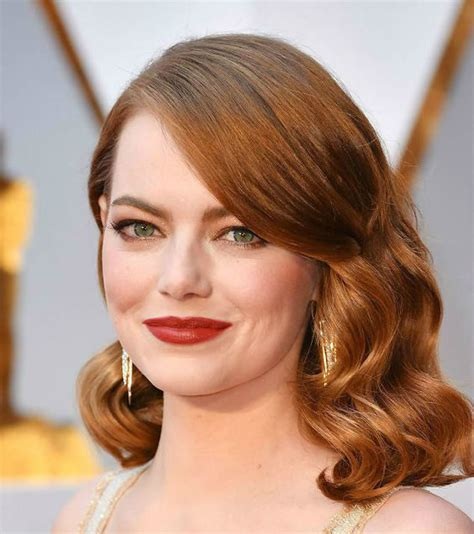 Oscars Hairstyles by Carpet Rollout Top 3 Wedding Hairstyles From The