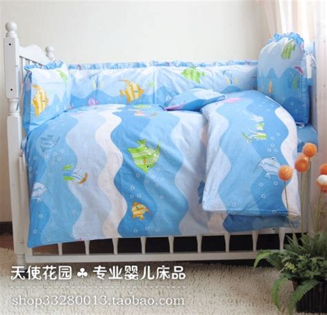 finding nemo bedding 8 pieces crib baby bedding set finding nemo baby nursery cot ropa de cama crib bumper
