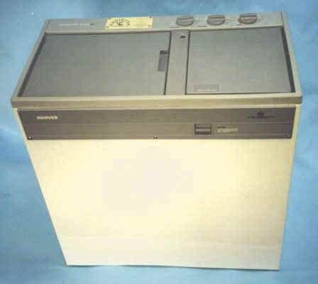 twin bathtub hoover twintub washing machine 1957 one side was the