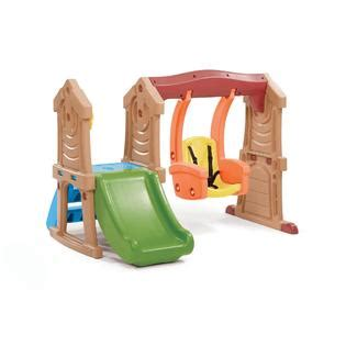 step2 toddler swing step 2 play up toddler swing slide toys games