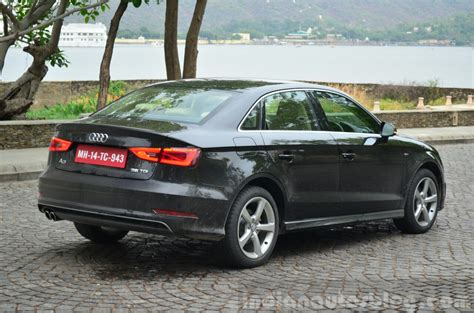 Audi A3 Sedan review VFM entry level luxury