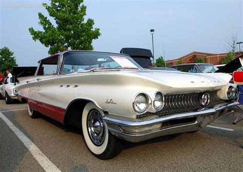 auction results and data for 1960 buick lesabre